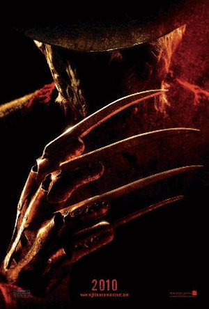 Jackie Earle Haley as the new and not really improved Freddy Krueger.