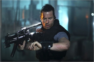 Guy Pearce wonders if he has time to slap his agent for getting him this role.