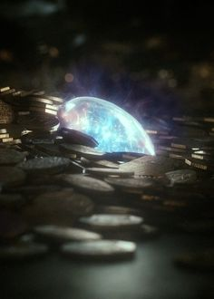 The Arkenstone. We wants it, my preciousss...