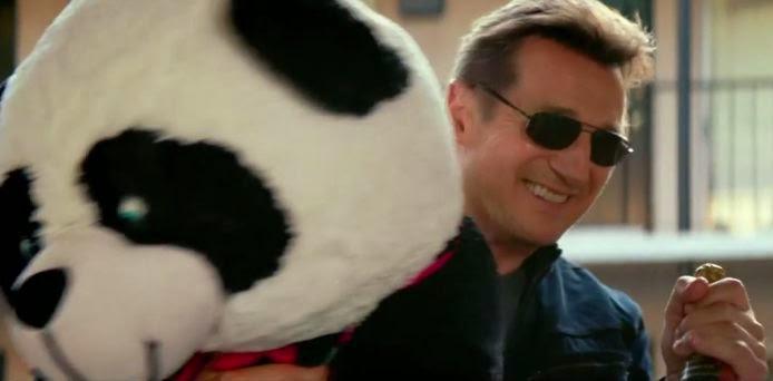 Liam meets Kung-Fu Panda.