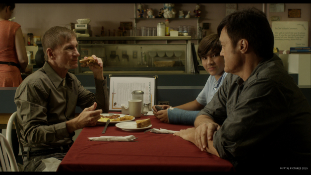 The main characters have breakfast. Just an ordinary breakfast. Not.