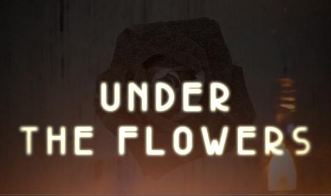 Under the Flowers logo