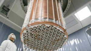 A dark matter detector.